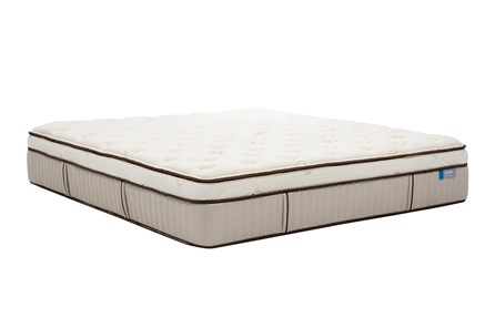 Latex Choice Firm/Plush California King Mattress - Main