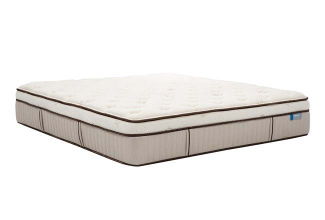 Latex Choice Firm/Plush California King Mattress - 360