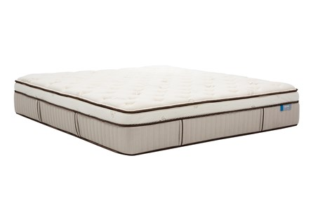 Latex Choice Plush Eastern King Mattress