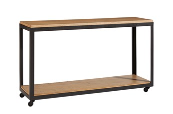 Magnolia Home Bastrop Sofa Table