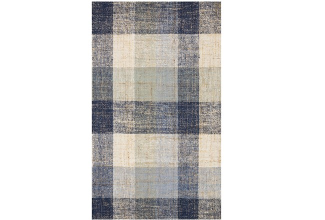 27X45 Rug-Magnolia Home Crew Blue/Multi By Joanna Gaines - 360