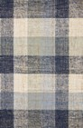 60X90 Rug-Magnolia Home Crew Blue/Multi By Joanna Gaines - Signature