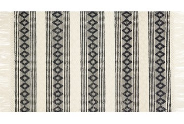 """7'8""""x9'8"""" Rug-Magnolia Home Holloway Ivory/Black By Joanna Gaines"""