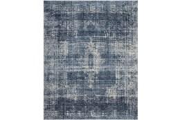 84X120 Rug-Magnolia Home Kennedy Denim/Denim By Joanna Gaines