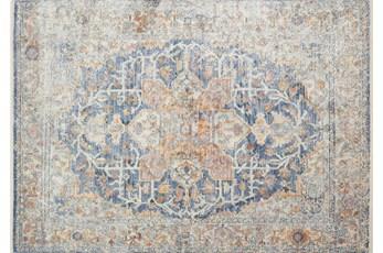 94X120 Rug-Magnolia Home Ophelia Blue/Multi By Joanna Gaines