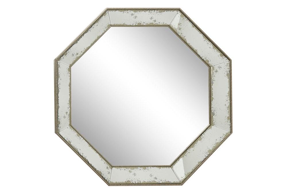 Wall Mirror-Octagon Aged 39X39