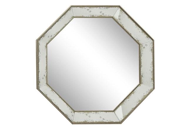 Wall Mirror-Octagon Aged 39X39 - 360