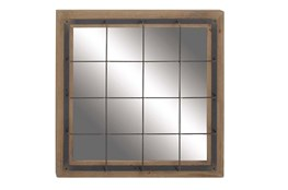 Wall Mirror-Square Grid 32X32