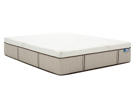 Latex Hybrid Firm Queen Mattress - Main