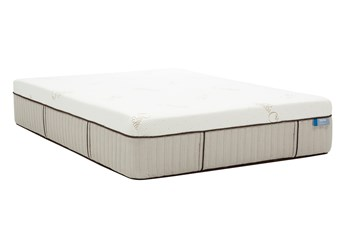 Latex Hybrid Medium Queen Mattress