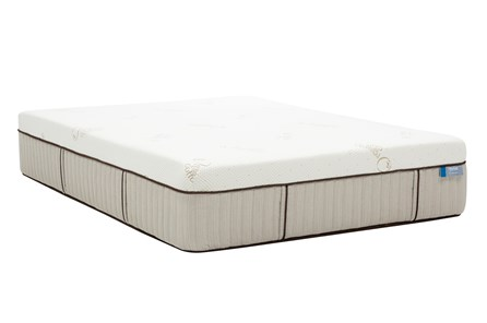 Latex Hybrid Medium Queen Mattress - Main