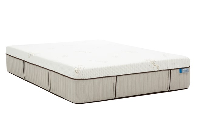 Latex Hybrid Medium California King Mattress - 360