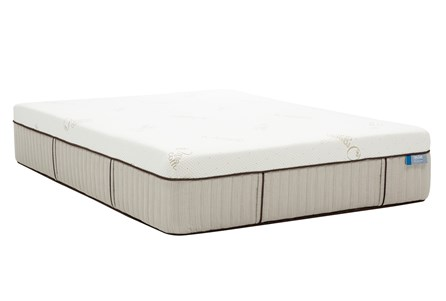 Latex Hybrid Medium Eastern King Mattress