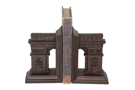 Arc De Triomphe Bookend