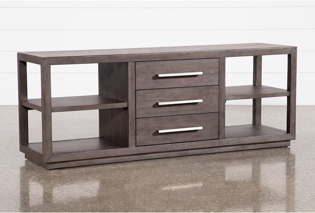 Helms 74 Inch TV Stand - 360