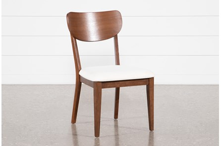 Kara Wood Back Side Chair