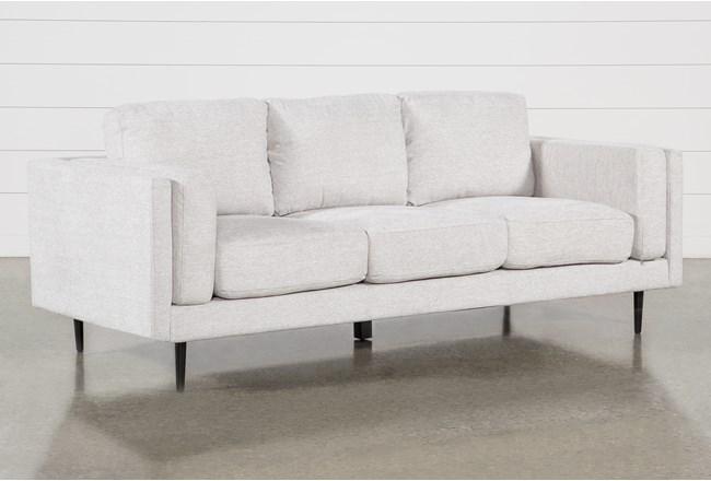 Aquarius II Light Grey Sofa - 360