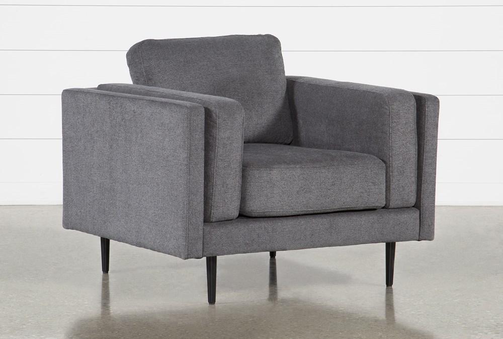 Aquarius II Dark Grey Chair