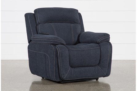 Levi Layflat Lift Chair With Power Headrest