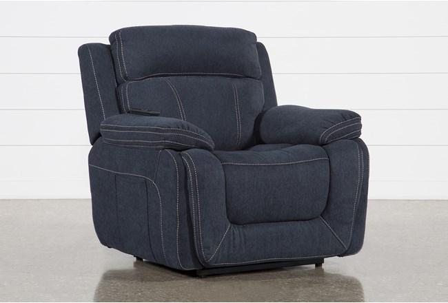 Levi Layflat Lift Chair With Power Headrest  - 360