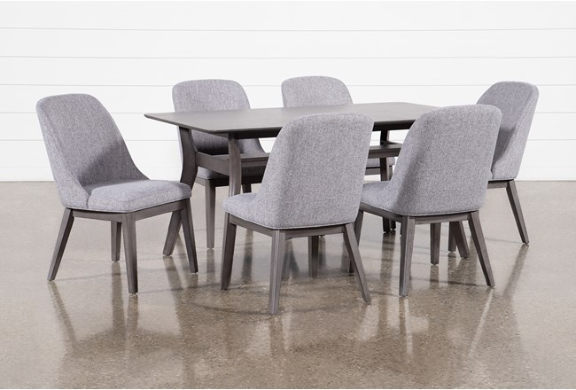 Dodge 7 Piece Dining Set - 360