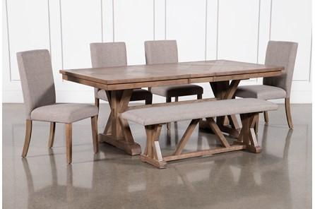 Shay 6 Piece Dining Set