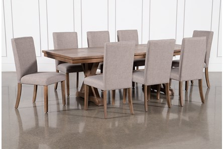 Shay 9 Piece Extension Dining Set - Main