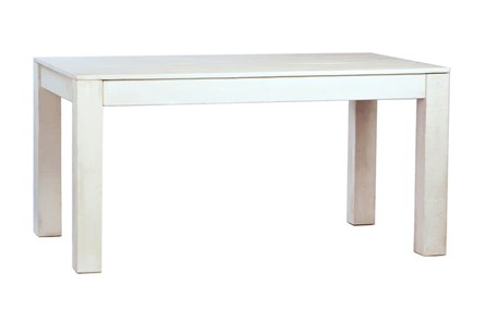 White 60 Inch Dining Table