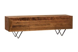 Natural Reclaimed TV Stand