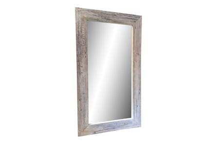 Vintage White Wash Mirror