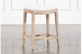 Hyatt Buff Counter Stool