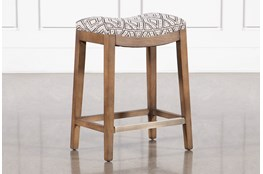 Hyatt Ebony Counter Stool