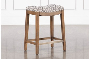 "Hyatt Ebony 27"" Counter Stool"