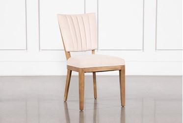 Kenmore Macaroon Dining Side Chair