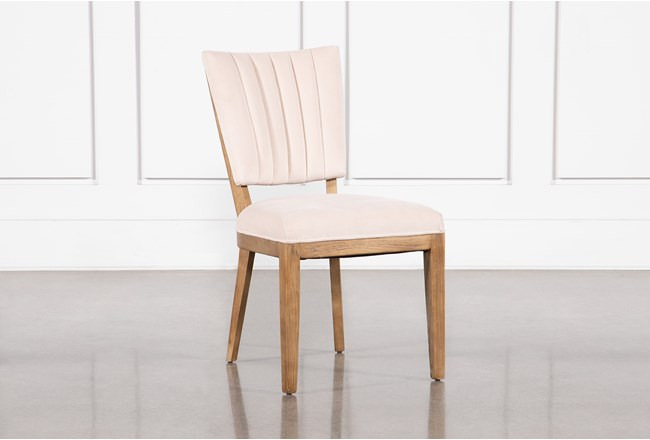 Kenmore Macaroon Dining Side Chair - 360