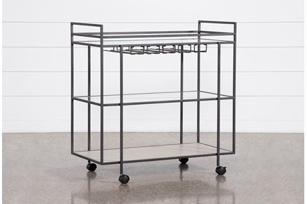 Azule Bar Cart - Main