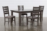 KIT-ASHFORD II 5 PIECE DINING SET