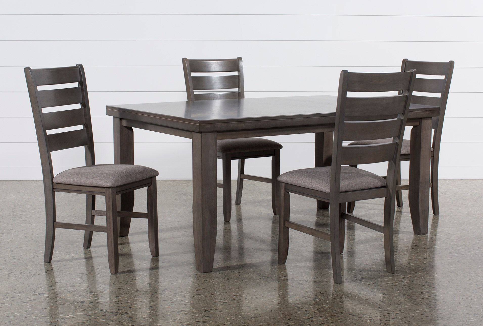 Ashford Ii 5 Piece Dining Set Living Spaces