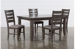 Ashford II 5 Piece Dining Set