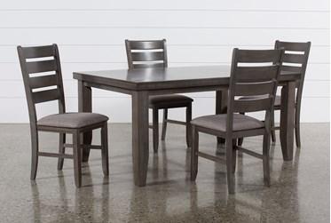 Ashford II 5 Piece Dining Set