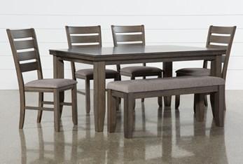Ashford II 6 Piece Dining Set