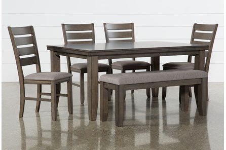 Ashford II 6 Piece Dining Set - Main