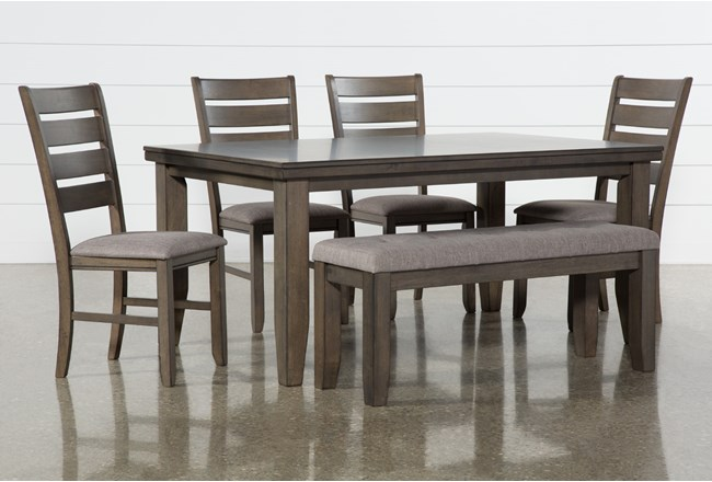 Ashford II 6 Piece Dining Set - 360
