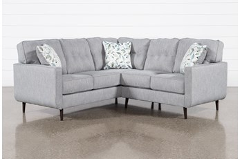 Castel 2 Piece Sectional
