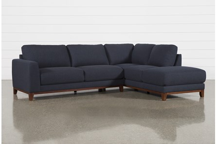 Amherst Royal 2 Piece Sectional With Right Arm Facing Chaise
