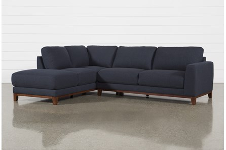 Amherst Royal 2 Piece Sectional With Left Arm Facing Chaise