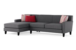 Dexter II 2 Piece Sectional With Left Arm Facing Chaise