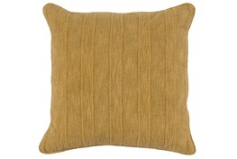 Accent Pillow-Heritage Linen Yellow 22X22
