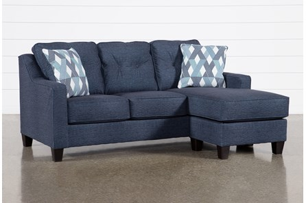 Crispin Sofa With Reversible Chaise