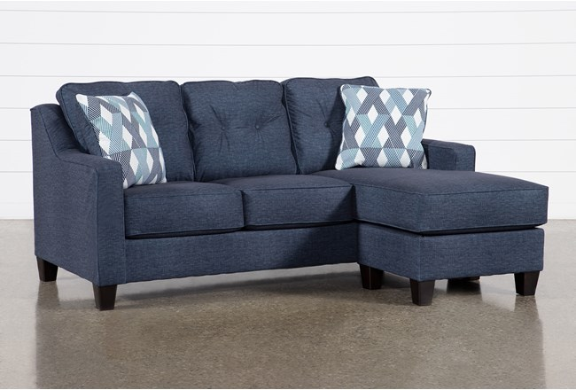 Crispin Sofa With Reversible Chaise - 360